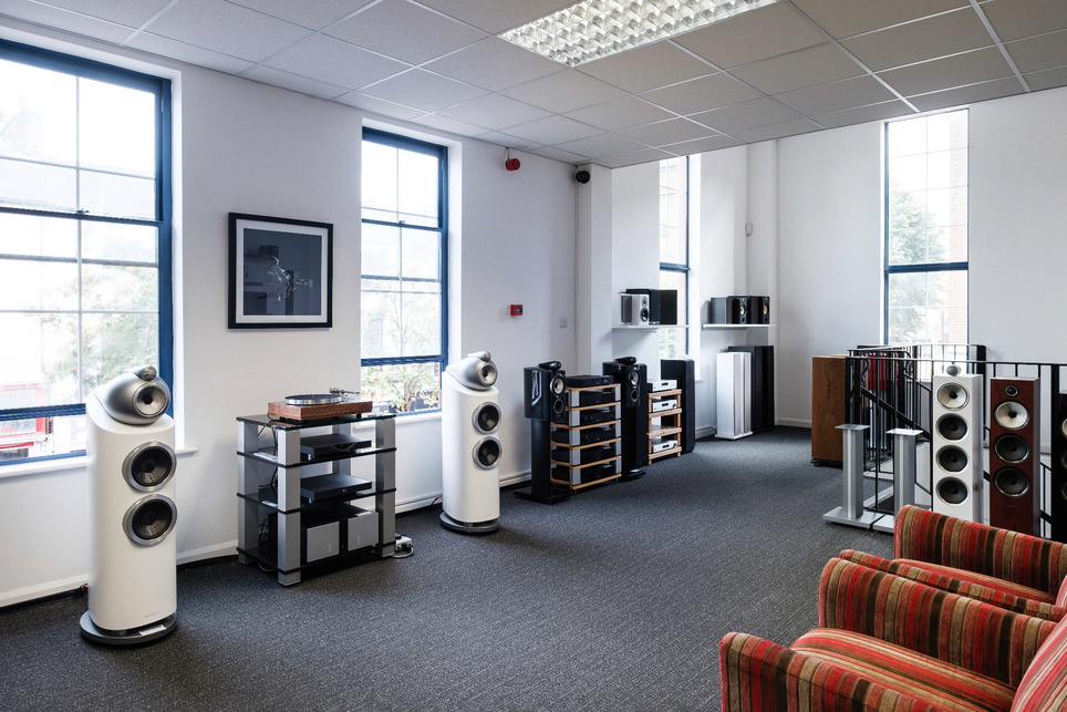 Our Showroom The Audio Room Hifi Hull Yorkshire